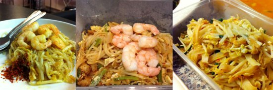 Padthai evolution