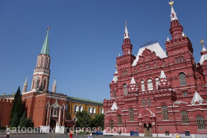 Государственный исторический музей State Historical Museum