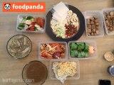 [Review] สั่งอาหารเวียดนามร้าน Bin Bin Long กับFoodpanda